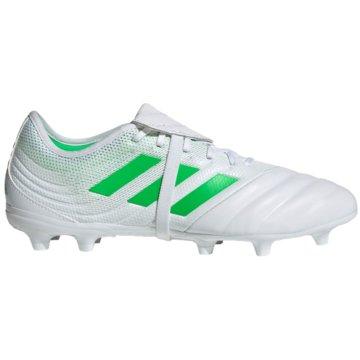 adidas Nocken-SohleCopa Gloro 19.2 FG weiß