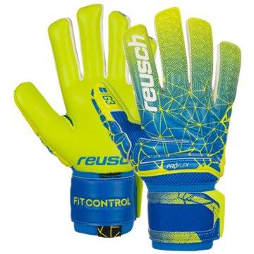 Reusch TorwarthandschuheFit Control Pro G3 Negative Cut blau
