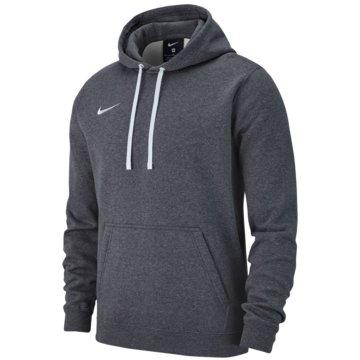 Nike HoodiesTeam Club 19 PO Fleece Hoodie grau