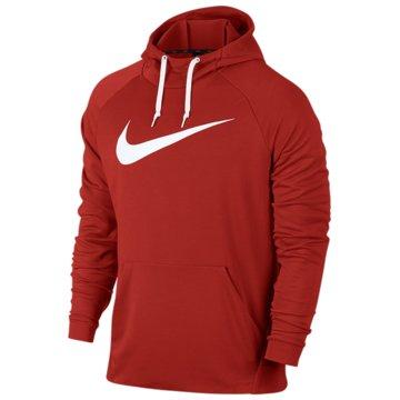 Nike HoodiesDry Training Hoodie rot