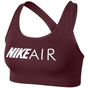 Nike Sport-BHsAir Swoosh Graphic Bra Women lila