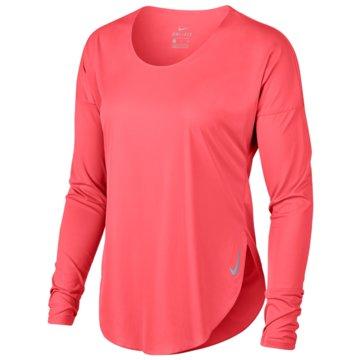 Nike SweatshirtsCity Sleek LS Top Women pink