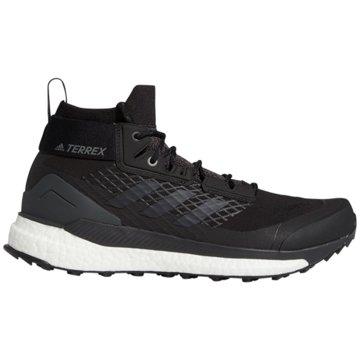 adidas Outdoor SchuhTerrex Free Hiker GTX Boost schwarz