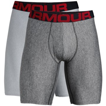 Under Armour BoxershortsTECH 3IN 2 PACK - 1327414 grau