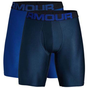 Under Armour BoxershortsTech Boxerjock 9 Inch 2-Pack blau