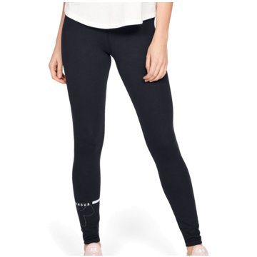 Under Armour TrainingshosenBig Logo Favorite Legging Women schwarz