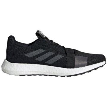 adidas RunningSenseBOOST GO schwarz
