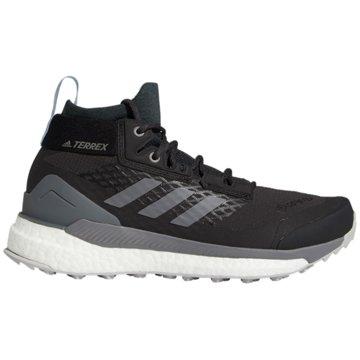 adidas Outdoor SchuhTerrex Free Hiker GTX Boost Women schwarz
