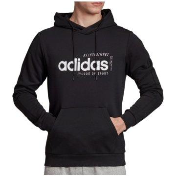 adidas HoodiesM BB HDY - EI4622 schwarz