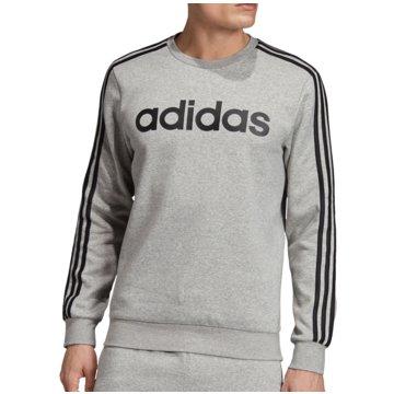 adidas SweatshirtsE 3S CREW FL - EI4902 grau