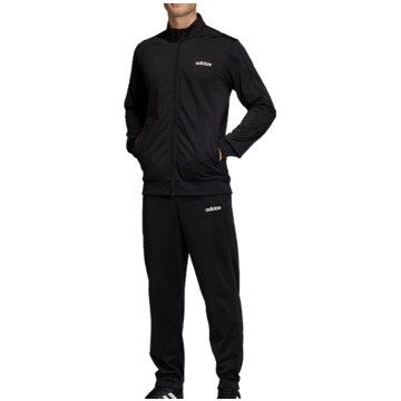 adidas TrainingsanzügeTracksuit Linear Basics schwarz