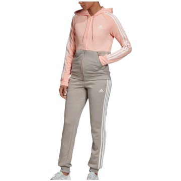 adidas TrainingsanzügeTrack Suit Game Time Women rosa