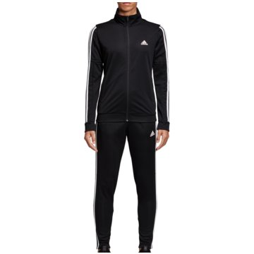 adidas TrainingsanzügeTrack Suit Team Sports Women schwarz