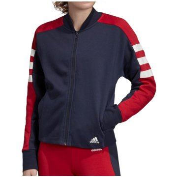adidas TrainingsjackenSport ID Jacke Woman blau