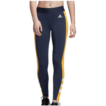 adidas TightsW SID J TIGHT - EB3769 blau