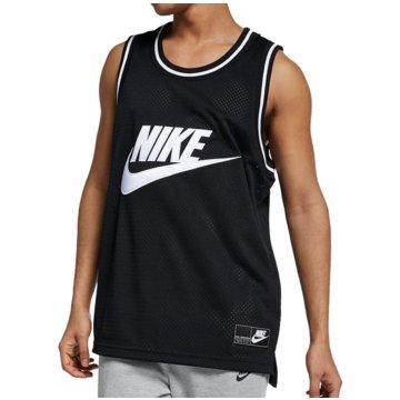 Nike TanktopsStatement Mesh Tank schwarz