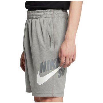 Nike kurze SporthosenSB Dri-FIT Sunday Shorts grau