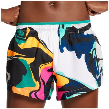 Nike LaufshortsElevate Track Print Short Women bunt
