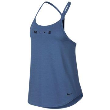 Nike TopsTraining Tank Women blau