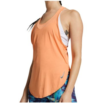 Nike TopsCity Sleek Tank Women orange