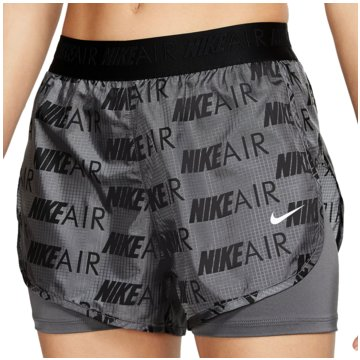 Nike LaufshortsAir Run Short Women grau