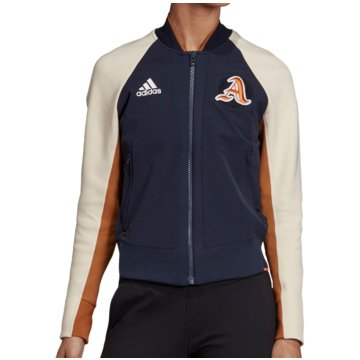 adidas TrainingsjackenVRCT Jacket Women blau