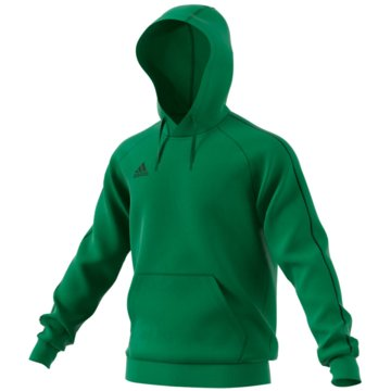adidas HoodiesCore 18 Hoody grün