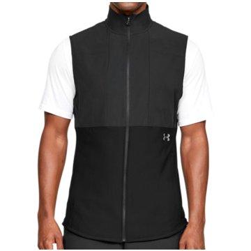 Under Armour WestenVanish Hybrid Vest schwarz