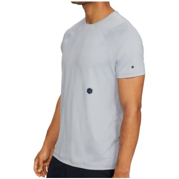 Under Armour FunktionsshirtsRush Fitted SS Tee grau