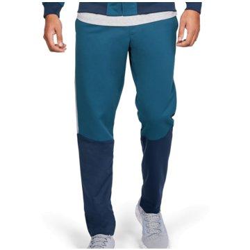 Under Armour SlipsAthlete Recovery Training Pant blau