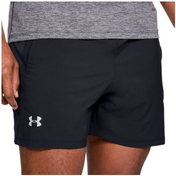 Under Armour LaufshortsLaunch Stretch Woven 5 Inch Short schwarz
