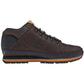 New Balance Sneaker Low754 D braun