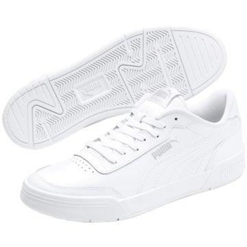 Puma Sneaker LowCARACAL - 369863 weiß