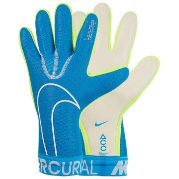Nike TorwarthandschuheGK Mercurial Touch Elite blau