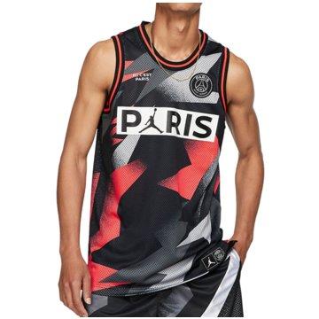 Jordan TanktopsPSG Mesh Jersey schwarz