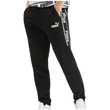 Puma JogginghosenAmplified Fleece Pants schwarz