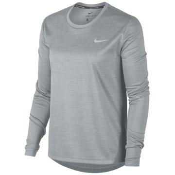 Nike SweatshirtsMiler LS Top Women grau