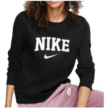 Nike SweatshirtsSportswear Hybrid Fleece Crew Women schwarz