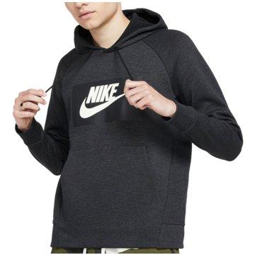 Nike HoodiesM NSW OPTIC HOODIE PO GX - BV2989 schwarz