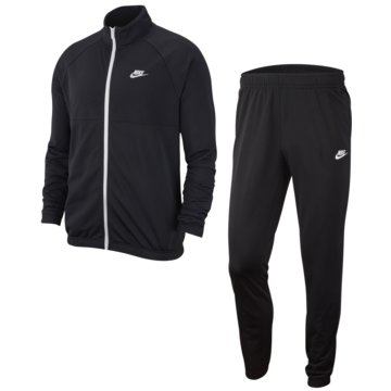 Nike TrainingsanzügeSportswear Tracksuit schwarz