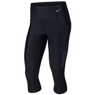 Nike TightsSpeed Run Capri Women schwarz