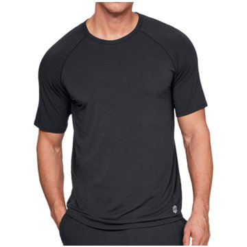 Under Armour UntershirtsAthlete Recovery Sleepwear SS Tee schwarz