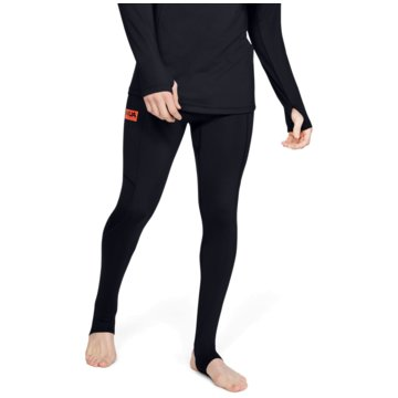 Under Armour Lange HosenColdGear Gametime Compression Legging schwarz