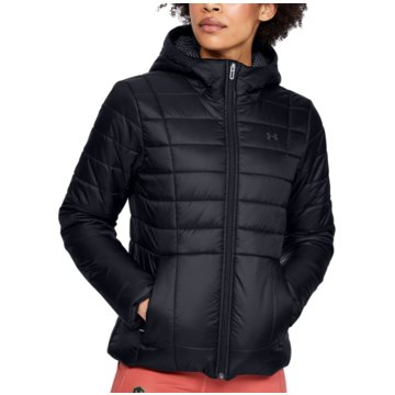 Under Armour TrainingsjackenColdGear Infrared Hooded Jacket Women schwarz