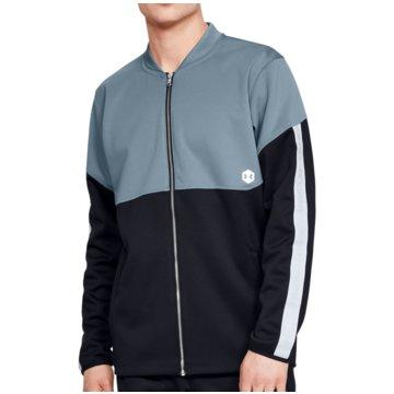 Under Armour SweatshirtsAthlete Recovery Warm Up Top Jacket schwarz