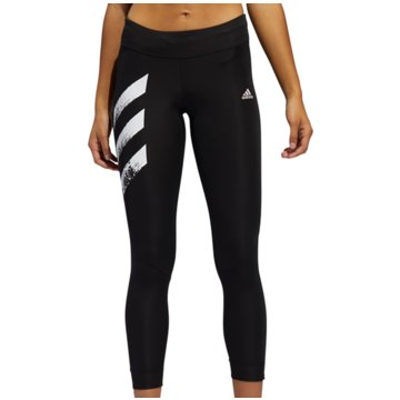 adidas TightsOwn The Run Fast Tight Women schwarz
