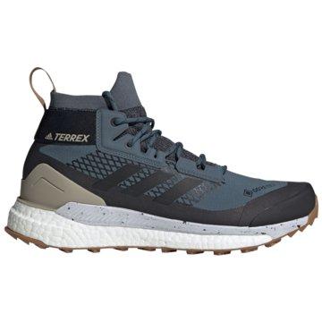adidas Outdoor SchuhTerrex Free Hiker GTX Boost blau