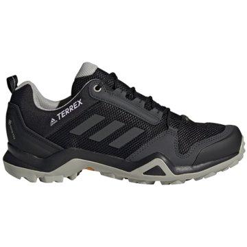 adidas Outdoor SchuhTerrex AX3 GTX Women schwarz