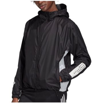 adidas TrainingsjackenW.N.D. Fleece Lined Jacket Women schwarz