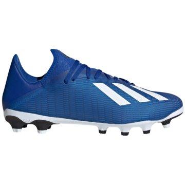 adidas Nocken-SohleX 19.3 MG blau